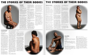Morehouse Paper Releases Body Issue