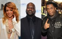 black pop daily rihanna shaquille oneal jay electronica