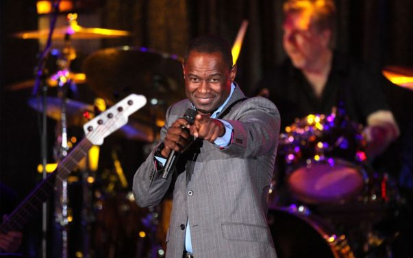 [EXCLUSIVE] Brian McKnight Doesn't Regret His X-Rated Song But Says He Wouldn't Do It Over