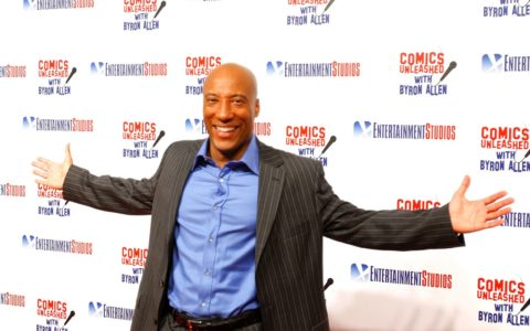 Byron Allen Scores a 'Win' in AT&T Discrimination Suit