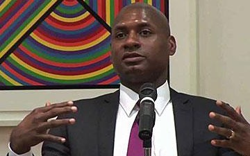 NYT Columnist Charles Blow on Being Labeled Bisexual