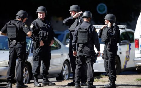 The Danger of Militarizing Campus Police Forces