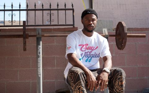 Casey Veggies Drops Debut to 'Grow' On [INTERVIEW]