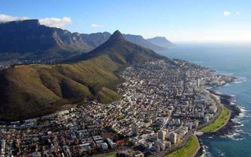 Taste, Touch, See: A South Africa Experience