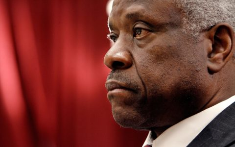 [THE WEEKLY READ] Dear Clarence Thomas