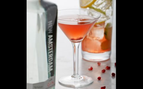 [SIP] The Imperial Pomegranate Cocktail