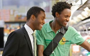 Study Shows Men Of Color More Prone To Identify As Gay