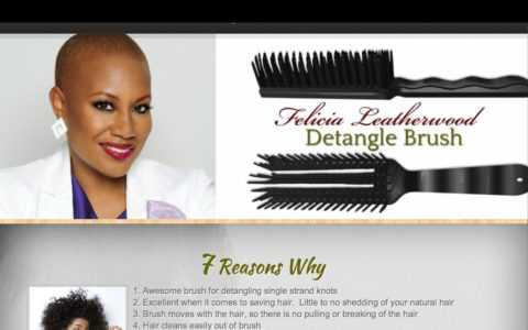 Felicia Leatherwood Brush