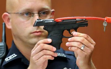 George Zimmerman Will Be Able to Reclaim the Gun He Used to Shoot and Kill Trayvon Martin