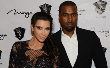 Kim Kardashian And Kanye West Get Baby 'Congrats' From Beyonce