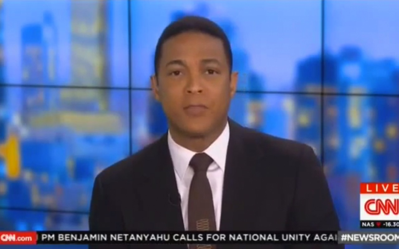 Don Lemon Open Letter.Don Lemon Pens Open Letter To Trump About Fallen Soldier S Widow