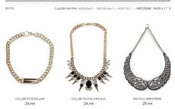Mango's 'Slave Style' Necklaces Are Causing An Uproar