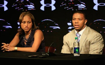 Does The NFL Think Ray Rice's Wife Deserved It?