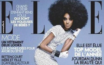 French Elle Under Fire For Column, Non-Black Covers