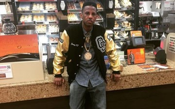 The Live and Times: Five Questions with Rapper Fabolous