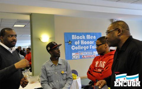 "[ENOUGH] Black Star Project Hosts ""Educate or Die"" College Fair"
