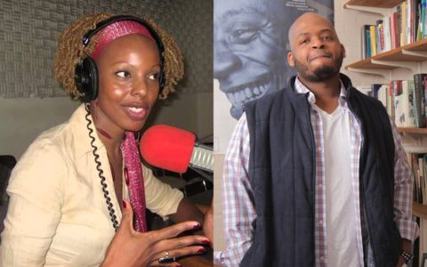 Esther Armah and Kiese Laymon on Revolutionary Love, Emotional Justice & Toxic Masculinities