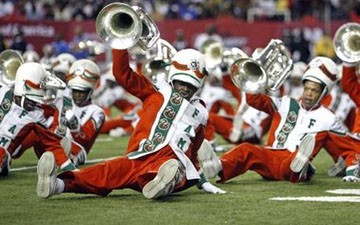 Ex-Florida A&M band members charged with manslaughter