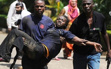 Westgate mall: Gunfire, explosion heard on fourth day of Nairobi siege