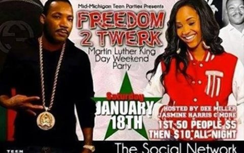 mid michigan freedom 2 twerk mlk weekend
