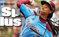 Mo'ne Davis on this week's national Sports Illustrated cover