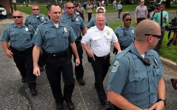 Federal Lawsuit Seeks $40 Million in Damages From Ferguson Area Police