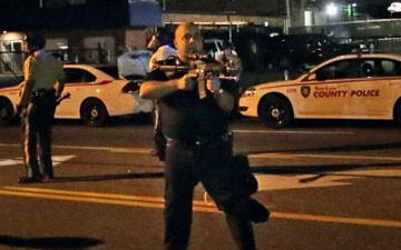 Officers from St. Ann, Glendale off the job after actions during Ferguson protests