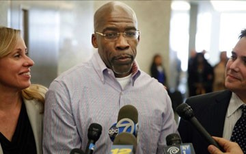 Man cleared in '89 NYC killing plans $162M claim