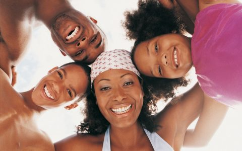 Looking for the Coolest Black Family in America: Magical Vacation Style!