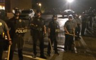 ferguson missouri police protests michael brown 1 year later
