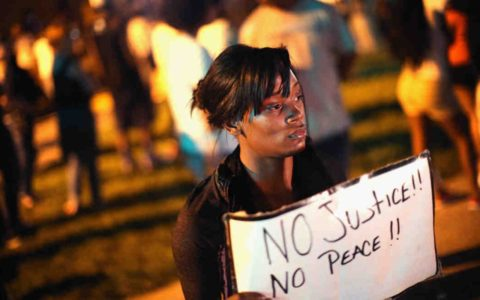 [FERGUSON FORWARD] 'When I close my eyes at night, I see people running from tear gas'