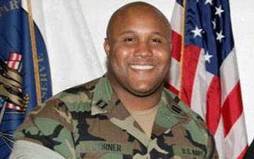 Los Angeles police officer Christopher Jordan Dorner