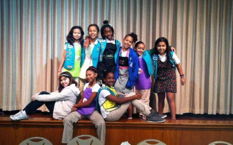 international fly girls day california junior girl scouts