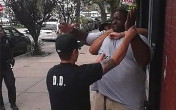 Internal NYPD report on incident with Staten Island dad Eric Garner does not mention chokehold