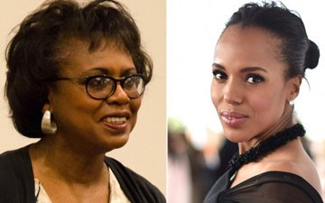 Kerry Washington to Star as Anita Hill in HBO Movie 'Confirmation'