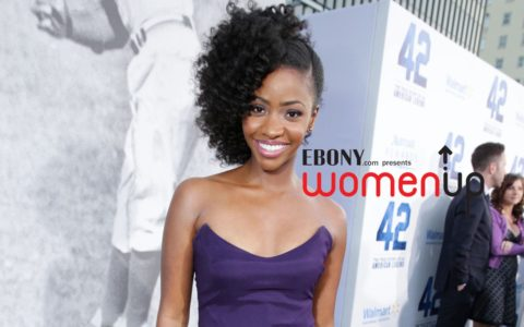 Flygirl in the Buttermilk: Teyonah Parris of 'Mad Men'