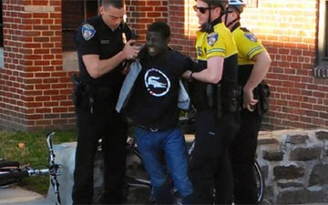 Autopsy of Freddie Gray shows 'high-energy' impact
