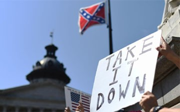 S.C. House Approves Bill To Remove Confederate Flag From Statehouse