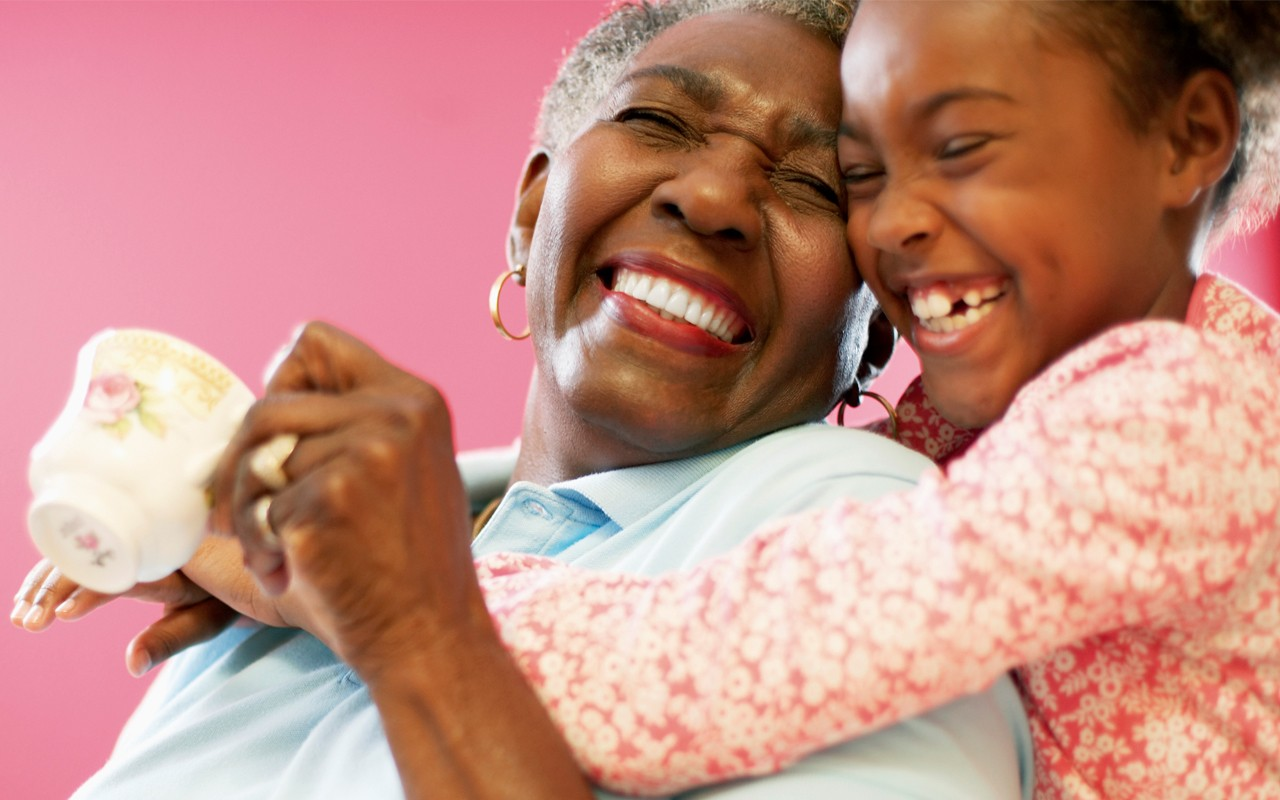 MODERN MOM 'If I Could Mother Like a Grandmother...' • EBONY
