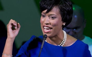 Muriel Bowser: A mayor-elect for two different D.C.s