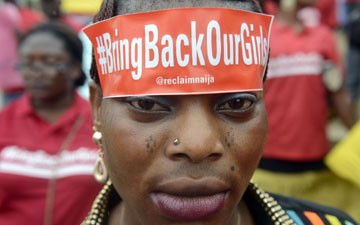 'Bring Back Our Girls' Protests Banned in Nigerian Capital