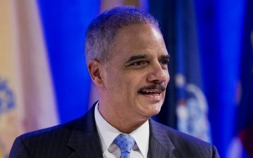 Attorney General Eric H. Holder hospitalized