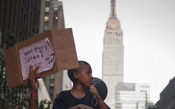 What I Learned About Stop-and-Frisk From Watching My Black Son