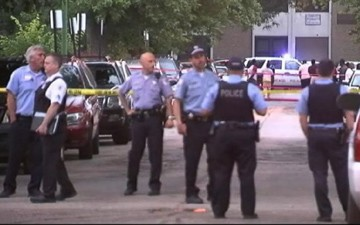 More Than 60 Shot, 9 Dead in Chicago's Bloody Holiday Weekend