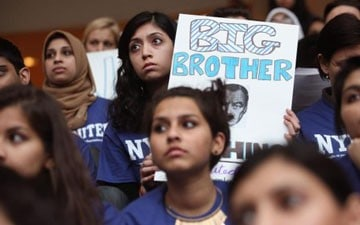 NYPD defend undercover spying of Muslims