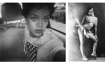 Rihanna Is Rumored to Play Josephine Baker