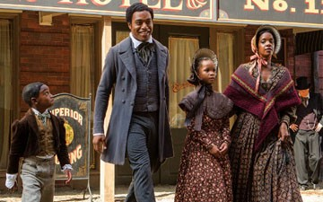 Chiwetel Ejiofor Interview For Steve McQueen's '12 Years A Slave'