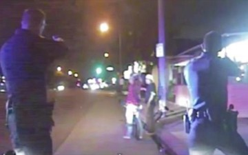 Newly Released Video Shows California Police Fatally Shoot Unarmed Man