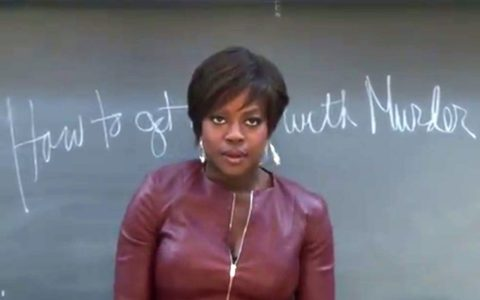 How to Get Away With Murder viola davis shonda rhimes