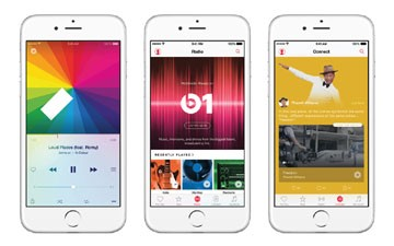 Seeing Sounds – Apple Music, Beats 1 Finally Launch